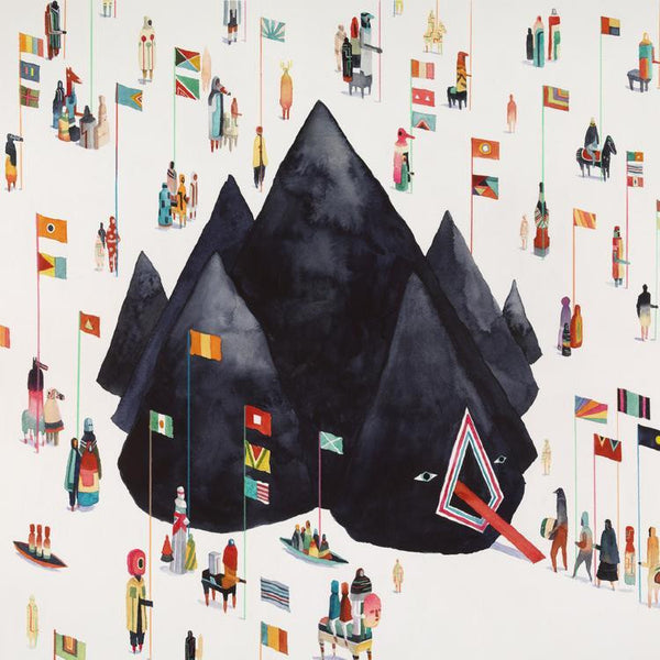 Young the Giant - Home of the Strange - New Vinyl 2016 Fueled by Ramen Gatefold LP + Download - Alt / Indie Rock