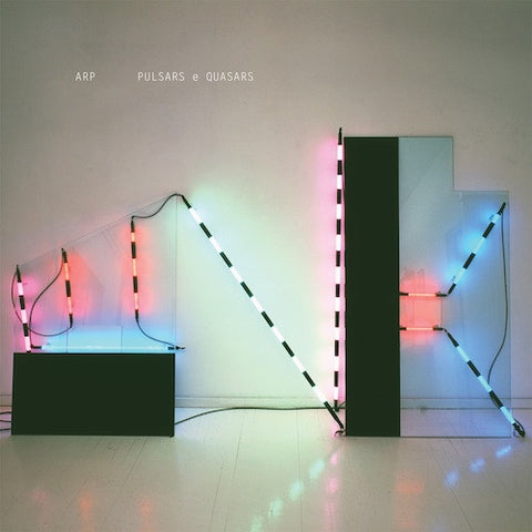 Arp ‎– Pulsars E Quasars - New EP Record 2014 Mexican Summer US Vinyl & Download - Electronic / Ambient