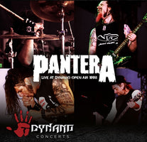 Pantera - Live At Dynamo Open Air (1998) - New Vinyl 2 Lp 2018 F.R.E.T. Records - with Gatefold Jacket - Hardcore / Metal