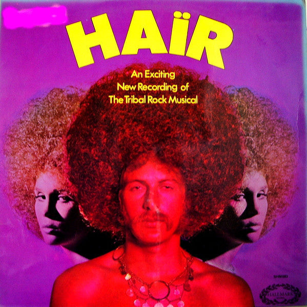 Bruce Baxter - HaÌør - An Exciting New Recording Of The Tribal Rock Musical - VG 1970 Stereo (UK Import) - Psychedelic Rock, Psychedelic