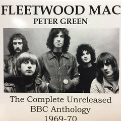 Fleetwood Mac - The Complete Unreleased BBC Anthology (1969-70) - New Vinyl 2017 2-LP Spain Import Pressing on Lime Green Vinyl - Rock