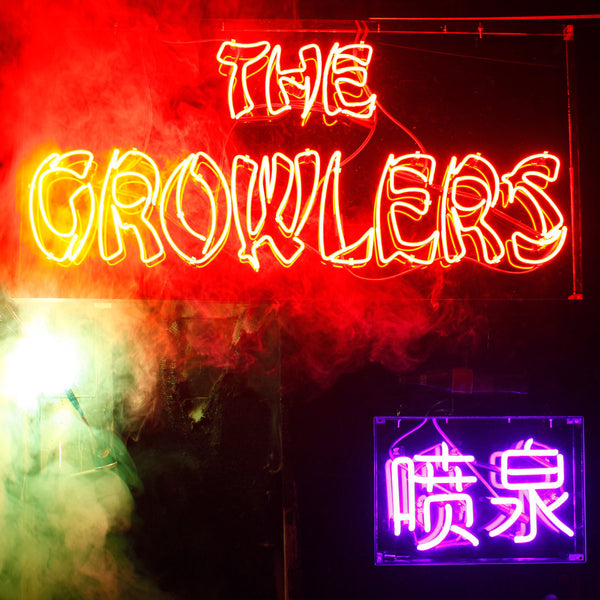 The Growlers - Chinese Fountain - New Vinyl 2012 Everloving Records LP + Download - Garage / Surf Rock