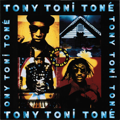 Tony Toni Toné ‎– Sons Of Soul (1993) - New 2 Lp Record 2017 Def Jam USA Vinyl -  Hip Hop / Funk / Soul