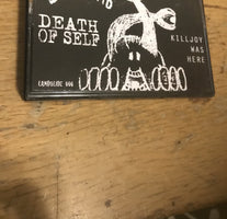 SlutBomb - Killjoy Was Here (Split With Death of Self) - New Cassette 2019 on Red Tape - Hardcore Punk (FFO: Offspring , Bad Religion)