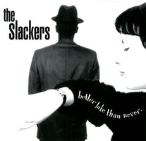 The Slackers ‎– Better Late Than Never (1996) - New Cassette Tape 2018 Jump Up! Cassette Store Day Exclusive - Reggae / Ska