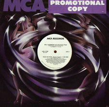 "Bill Summers And Summers Heat - Tech No Bop VG+ - 12"" Single MCA White Lbl Promo USA - Electro"
