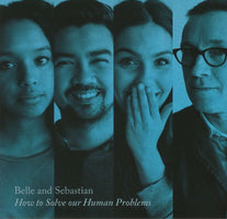 "Belle & Sebastian ‎– How To Solve Our Human Problems (Part 3 of 3) - New Vinyl 2018 Matador 12"" EP Pressing - Indie Pop"