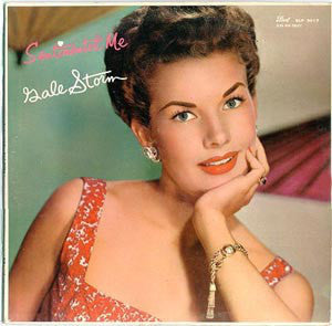 Gale Storm - Sentimental Me - VG+ 1956 USA Mono Original Press - Jazz/Vocal
