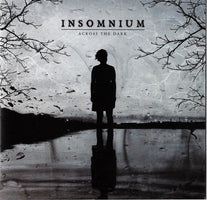 Insomnium ‎– Across The Dark - New Vinyl Lp 2018 Spinefarm Limited Reissue on Translucent Silver Vinyl with Gatefold Jacket - Death Metal