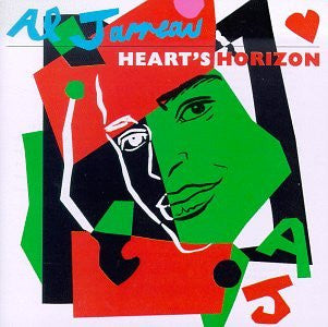 Al Jarreau ‎– Heart's Horizon - New Vinyl Record (1988 Original Press) USA - Soul/Jazz