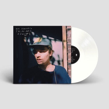 Mac DeMarco ‎– Salad Days Demos - New Vinyl Lp 2018 Captured Tracks Reissue on Limited White Vinyl (Limited in 5k!) - Indie Rock / Jangle Pop