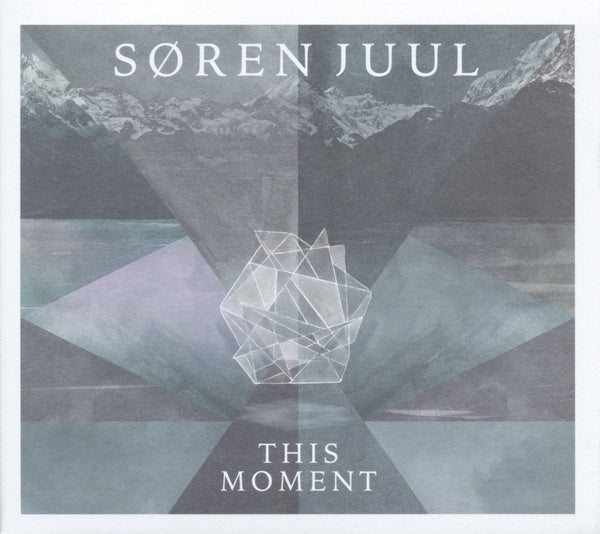 Soren Juul - This Moment - New Vinyl 2016 4AD Pressing on Clear Vinyl - Electronic / Experimental (Debut under his real name, formerly recording under 'Indians'