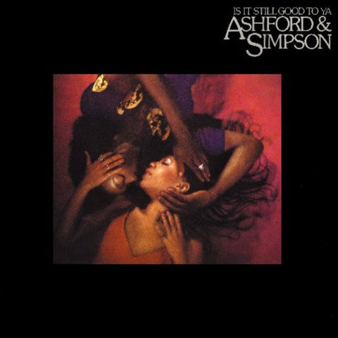 Ashford & Simpson ‎– Is It Still Good To Ya - VG+ Lp Record 1978 Warner USA Vinyl - Soul / Disco