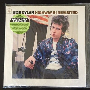 Bob Dylan - Highway 61 Revisited (Mono) - New Vinyl Record 2014 Sundazed Reissue - Rock / Folk-Rock