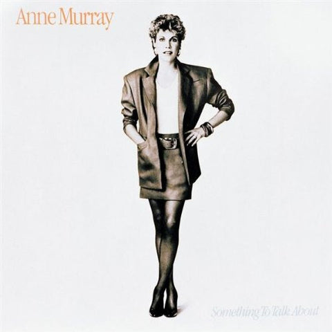 Anne Murray ‎– Something To Talk About - New Vinyl Record (Vinatge 1986) - USA - Country/Pop