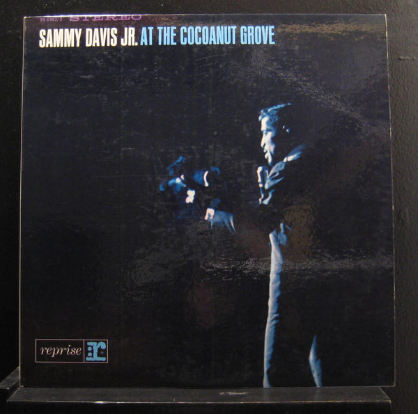 Sammy Davis Jr. ‎– At The Cocoanut Grove - VG+ Stereo 1962 USA 2 Lp Set (Original Press) - Jazz