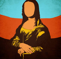 Apollo Brown & Joell Ortiz ‎– Mona Lisa - New Vinyl Ep 2018 Mello Music Group Pressing with Foil Cover - Hip Hop