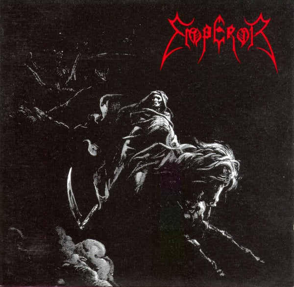 Emperor - S/T - New Vinyl Record 2017 Candlelight / Spinefarm 180gram Limited Edition Colored Vinyl Reissue - Black Metal