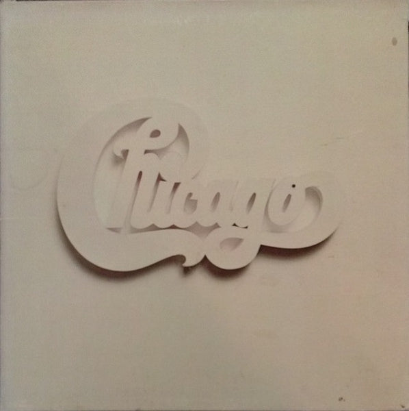 Chicago - At Carnegie Hall - VG+ (Cover VG-) Stereo 4 Lp Boxset 1971 USA - Rock
