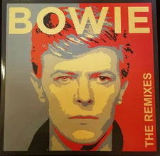 David Bowie ‎– The Remixes - New Vinyl 2017 Limited Edition 2-LP Compilation on Colored Vinyl (EU Import Pressing) - Art Rock