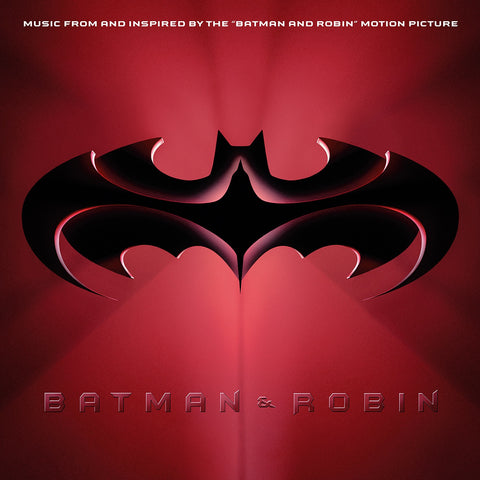 Various ‎– Batman & Robin (1997) - New 2 Lp Record Store Day 2020 Warner USA RSD Red & Blue Vinyl - Soundtrack