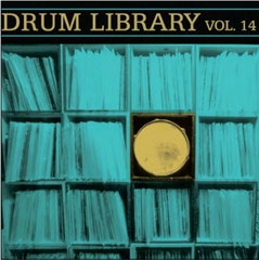 Paul Nice - Drum Library Vol. 14 - New Vinyl 2001 Super Break Records. The record that started the drum library craze! - DJ Battle Tools / Cut-Ups / Drum Breaks