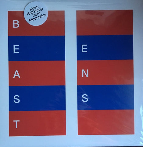 Beast ‎– Ens - New LP Record 2018 Thrill Jockey Limited Clear Vinyl - Electronic / Ambient / Abstract