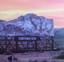 Arcade Fire ‎– Everything Now - New Cassette 2017 Sonovox Records Tape in Cardboard Sleeve - Indie Rock / Baroque Pop