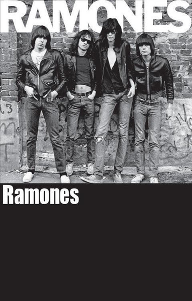 Ramones - Ramones - New Cassette 2016 Sire Records Cassette Store Day Limited Edition Grey Tape - Punk / Rock