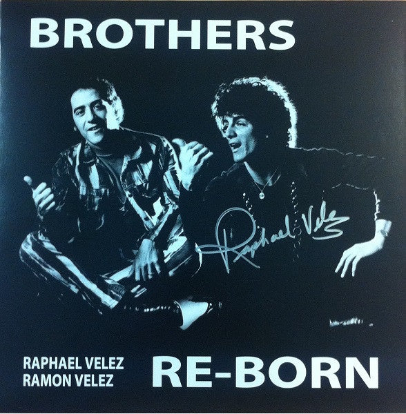 The Brothers Re-born ‎– Brothers Re-born - (Raphael Velez / Ramon Valez) - Mint- Lp Record 2014 Reissue w/ new artwork (Orig. 1970) USA Original Vinyl - Latin / Funk / Jazz / Soul / Garage / Gospel