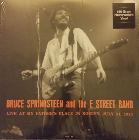 Bruce Springsteen & The E-Street Band ‎– Live At My Father´s Place In Roslyn 1973 - New Lp Record 2015 DOL Europe Import 180 gram Colored Vinyl - Rock