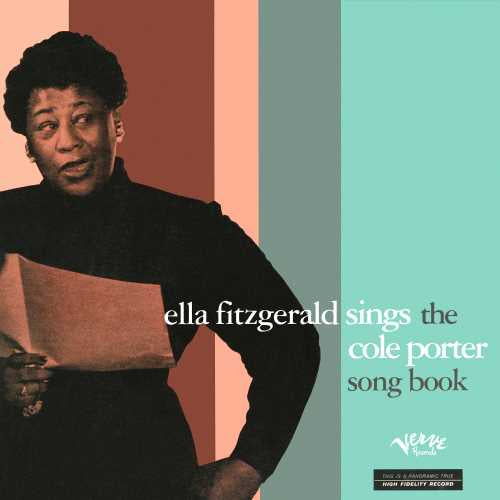 Ella Fitzgerald - Sings The Cole Porter Songsbooks (1956) - New Vinyl 2 Lp Record 2019 Verve Reissue - Jazz / Stage & Screen