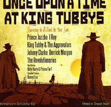 Various ‎– Once Upon A Time At King Tubbys - New Vinyl 2017 Pressure Sounds Compilaiton Reissue (all 70's Recordings) - Reggae / Dub