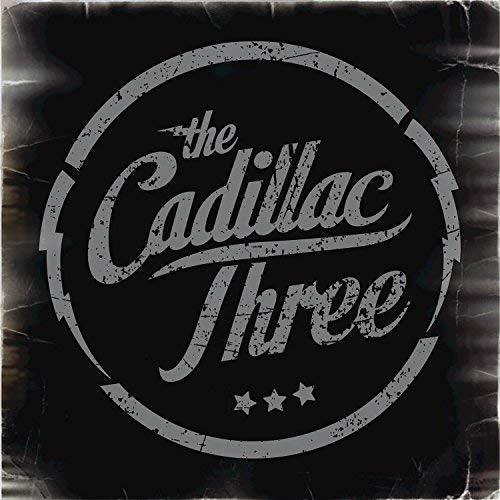 The Cadillac Three ‎– The Cadillac Three - New Vinyl Lp 2012 Big Machine Pressing - Southern Rock