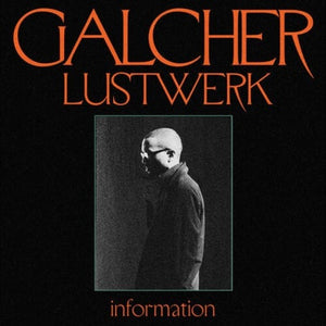 Galcher Lustwerk - Information - New LP Record 2019 Ghostly International USA Blue Smoke Vinyl - Electronic / House