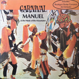 Manuel And The Music Of The Mountains ‎– Carnival - Mint (Sealed) Lp Record 1976 Reissue (Orig. 1976) Canada Import Original Vinyl - Jazz