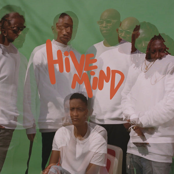 The Internet - Hive Mind - New 2 Lp Record 2018 USA Vinyl & Download - Hip Hop / Contemporary R&B / OFWGKTA