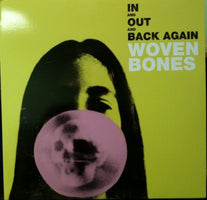 Woven Bones ‎– In And Out And Back Again - New Vinyl Record 2010 USA Hozac Chicago! - Garage Rock / Lo-Fi