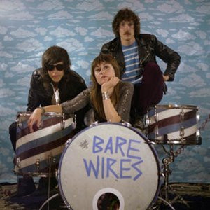 Bare Wires ‎– Artificial Clouds - Mint- Lp Record 2009 Tic Tac Totally! USA Chicago Vinyl - Power Pop / Garage Rock