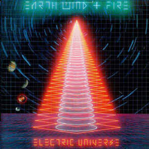 Earth, Wind & Fire - Electric Universe - Mint- Stereo 1983 (Original Press WIth Matching Inner Sleeve) USA - Funk/Soul