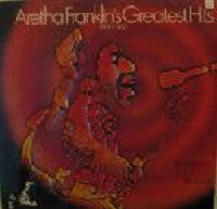 Aretha Franklin - Aretha Franklin's Greatest Hits 1960-1965 - VG+ 1971 Stereo USA - Soul