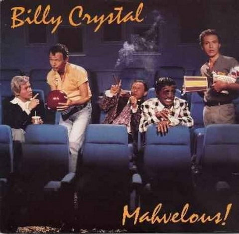 Billy Crystal ‎– Mahvelous! - Mint- Lp Record 1985 A&M USA Vinyl - Comedy