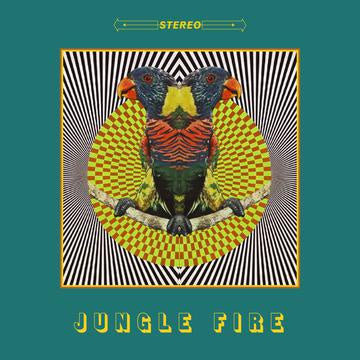 Jungle Fire - Jungle Fire - New LP Record 2020  Nacional Standard Black Vinyl EU Pressing - Tropi-Funk / Latin / Funk