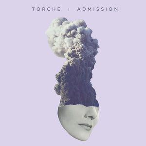 Torche ‎– Admission - New LP Record 2019 Limited Edition Baby Blue Vinyl - Hard Rock / Sludge
