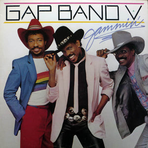 The Gap Band ‎– Gap Band V - Jammin' - VG+ 1983 Stereo USA - Funk/Disco