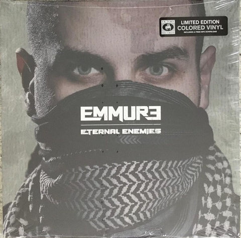 Emmure ‎– Eternal Enemies - New LP Record 2019 Victory USA Green, Yellow, Black Starbust Vinyl & Download - Hardcore / Metalcore