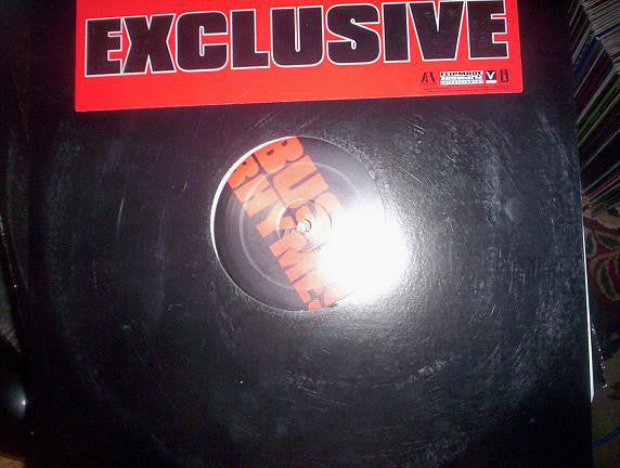 Busta Rhymes - The Big Bang (Exclusive) - VG+ 2 Lp Set 1996 USA Promo RARE - Hip Hop