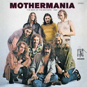 The Mothers Of Invention ‎– Mothermania (The Best Of The Mothers) [1969] - New LP Record 2019 180gram Vinyl Reissue - Experimental Rock