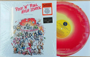 Various Featuring Ramones ‎– Rock 'N' Roll High School (1979 Music From The Original Motion Picture) - New Lp Record 2019 Sire USA Fire Colored Vinyl - Soundtrack