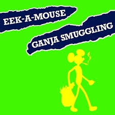 "Eek-A-Mouse - Ganja Smuggling - New 7"" Vinyl 2018 VP-Greensleeves RSD (Limited to 1500) - Reggae / Dancehall"